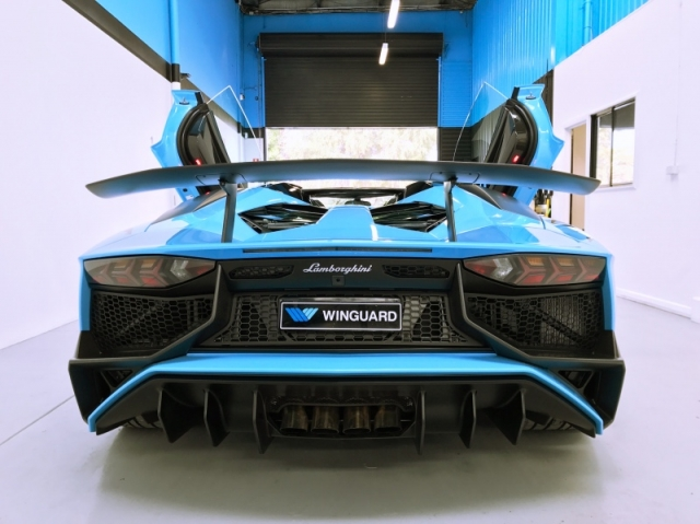 lamborghini, sv, hurricane, murcielago,  750lp, aventador, car bra, stone chip film, paint protection film, winguard, adelaide, matte paint, car wrap, matt paint, XPEL, Ultimate, Stealth,  custom, expert wrap, xpel, suntek, opticoat, stek, 3m, adelaide paint protection