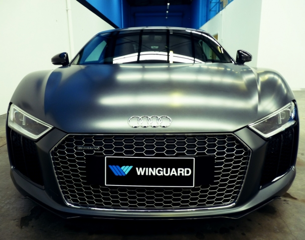 audi, v10,  r8, plus, Lamborghini engine, stone chip film, paint protection film, winguard, adelaide, matte paint, matt paint, car bra,  winguard, adelaide, matte paint, matt paint, car bra,  custom, expert wrap, xpel, suntek, opticoat, stek, 3m, adelaide paint protection,  d and s, attention to detail,adelaide paint protection, d and s, partners in grime, south australia, australia