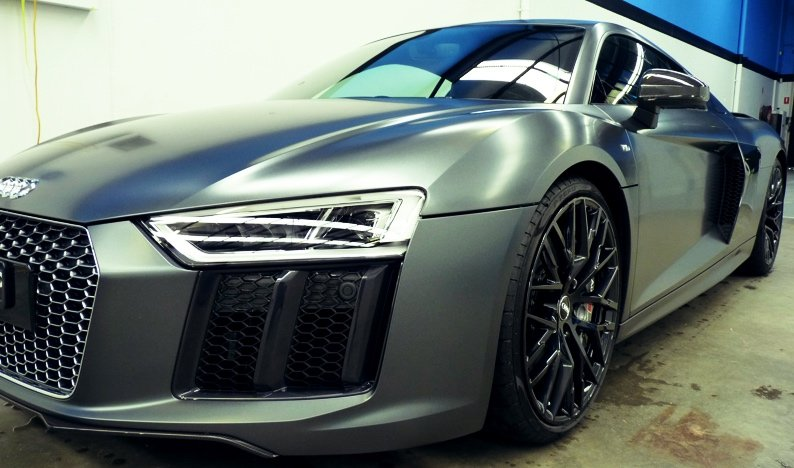 audi, r8, plus, v10, Lamborghini engine, stone chip film, paint protection film, winguard, adelaide, matte paint, matt paint, car bra,  winguard, adelaide, matte paint, matt paint, car bra,  custom, expert wrap, xpel, suntek, opticoat, stek, 3m, adelaide paint protection,  d and s, attention to detail, adelaide, south australia, elite