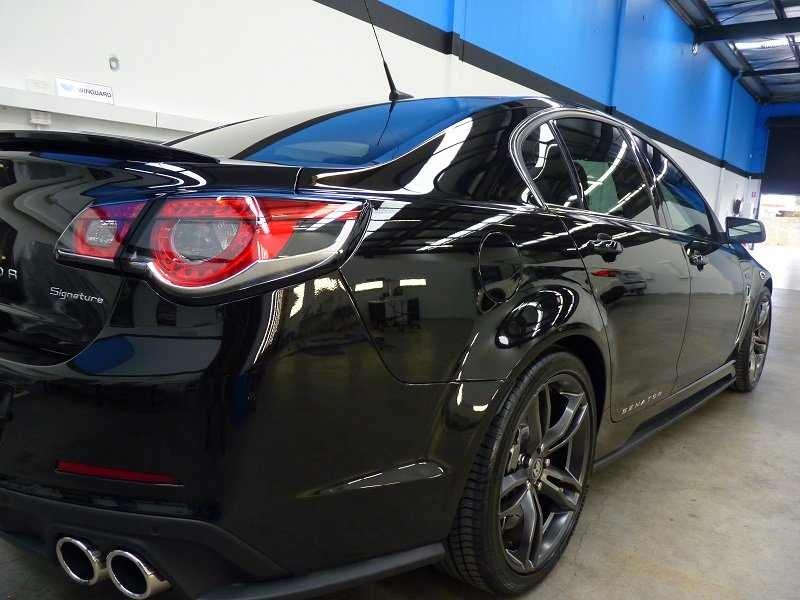 2017, 2018, 2016, walkinshaw, VF, HSV, Holden, Senator, Director, Signature,  Motorsport, LSA, Australian, Holden, HPV, winguard, paint protection film, pdf, car bra, adelaide, wrap, car wrap, stone chip, XPEL, EXPEL, decal, paint protection, film