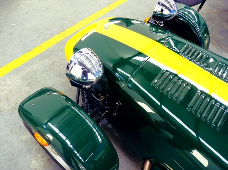 Vw Specialist Near Me >> Caterham Seven - Winguard