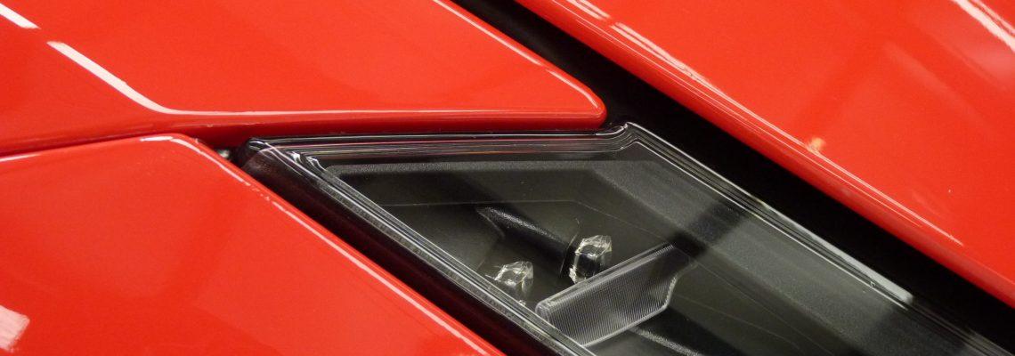 Ferrari Winguard Paint Protection Film Specialists
